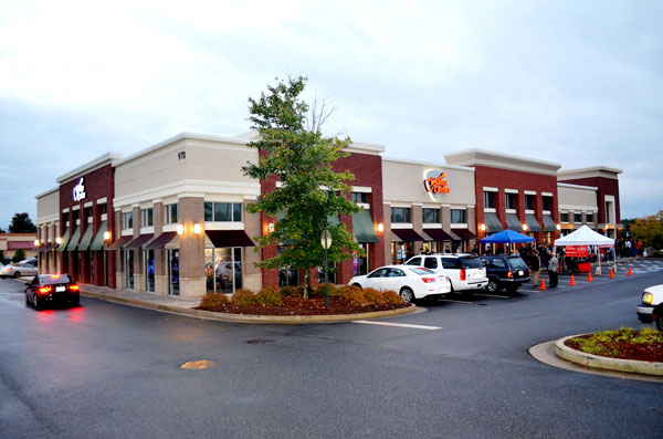 Bull Realty Brokers $8.4 Million Anchored Retail Center