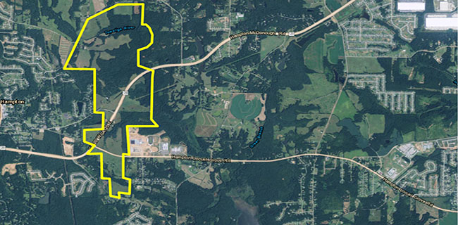 Bull Realty Brokers $10.2 Million Tract of Land