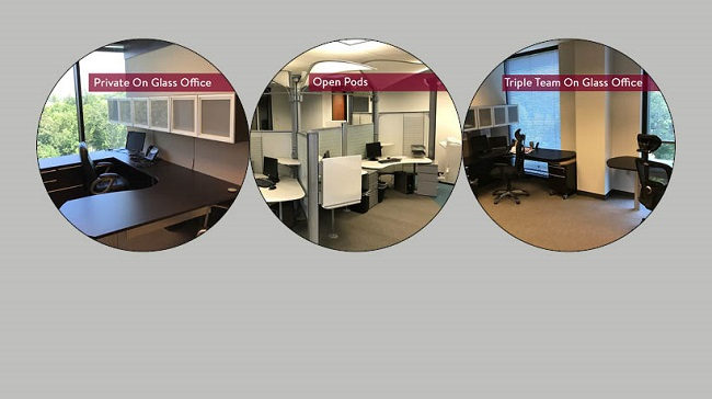 Looking for shared flexible office space in Sandy Springs?